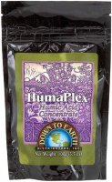 HumaPlex: soluble, concentrated Humic Acid Powder, 100 grams